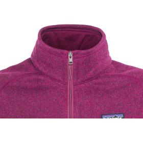 Patagonia Better Sweater Jas Dames roze